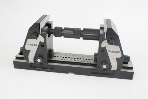 5-Achsspanner 1.0, Spannbreite: 90 mm, Spannhöhe: 150 mm