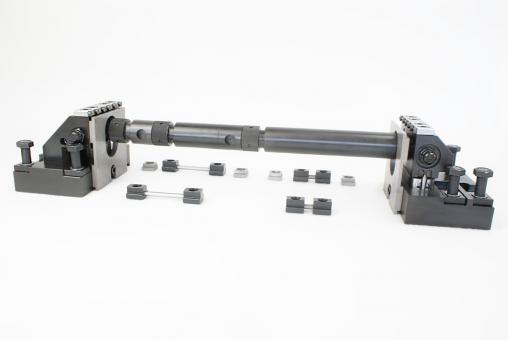 5-Achsspanner, Spannbreite: 100 mm, Spannhöhe: 100 mm