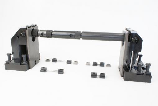 5-Achsspanner, Spannbreite: 100 mm, Spannhöhe: 175 mm
