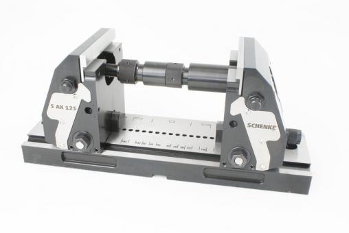 5-Achsspanner 1.0, Spannbreite: 125 mm, Spannhöhe: 150 mm