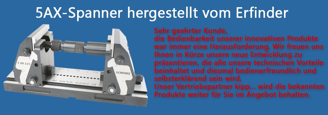 5AX-Maschinenschraubstock Aktionspreis